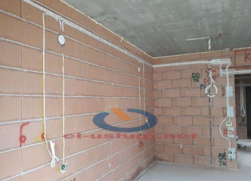 Изграждане на ел. инсталация апартамент